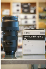 Sigma Used Sigma 100-400mm F/5.6-6.3 for Canon EF
