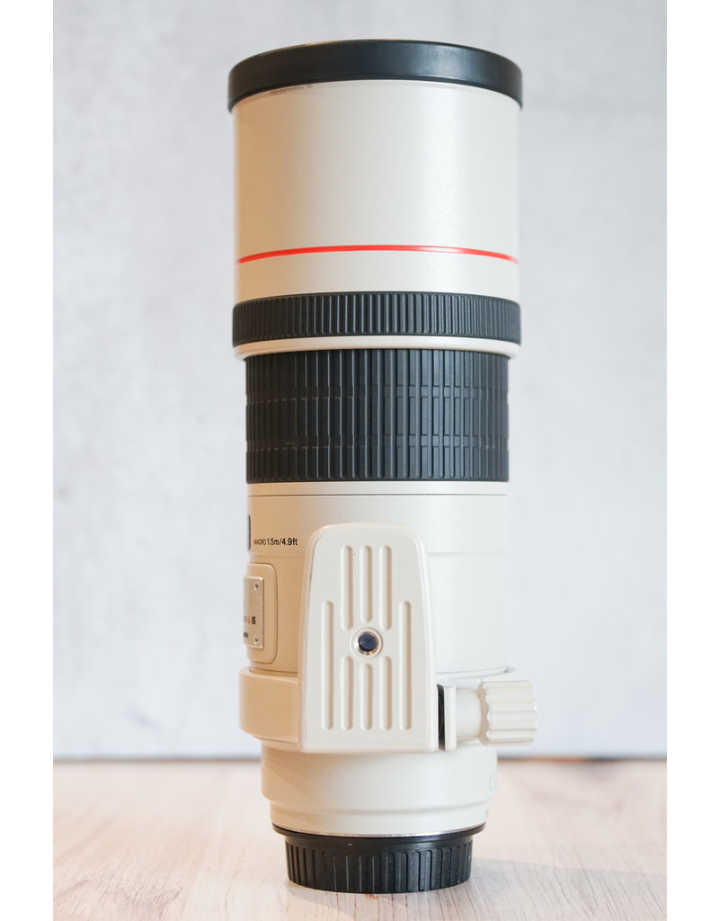 Canon Used Canon EF 300mm f/4 L IS