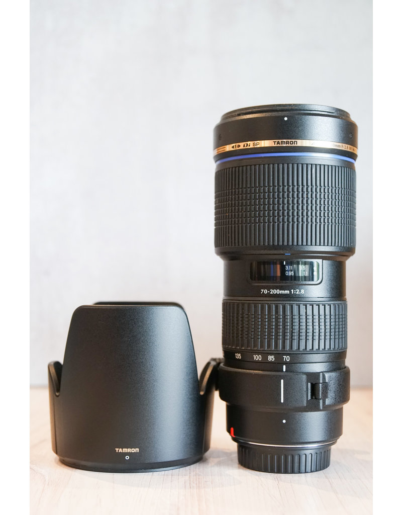 Canon Used Tamron 70-200mm 2.8 for Canon