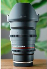 Samyang Used Samyang 24mm T/1.5 for Sony FE Mount