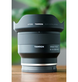 Tamron Used Tamron 20mm F/2.8 for Sony FE Mount