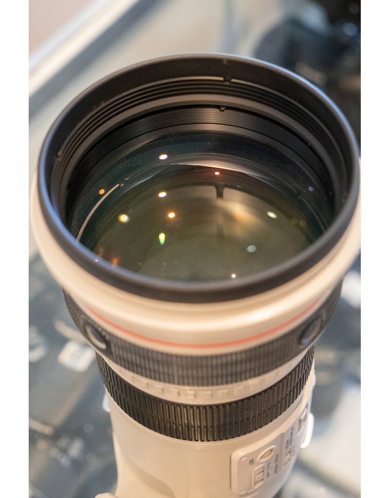 Canon Used Canon 300mm F/2.8 L IS USM