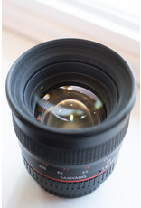 Used Used Rokinon 50mm T/1.5 for Canon Mount