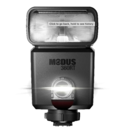 Hahnel Hahnel Modus 360RT Wireless Speedlight for Fuji