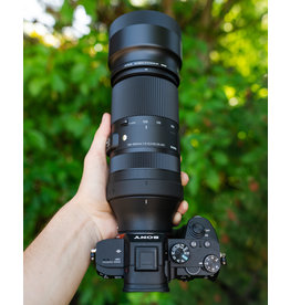 Sigma Sigma 100-400mm F/5-6.3 DG DN OS Contemporary for Sony E-Mount