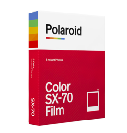 Polaroid Polaroid Color SX-70 Film