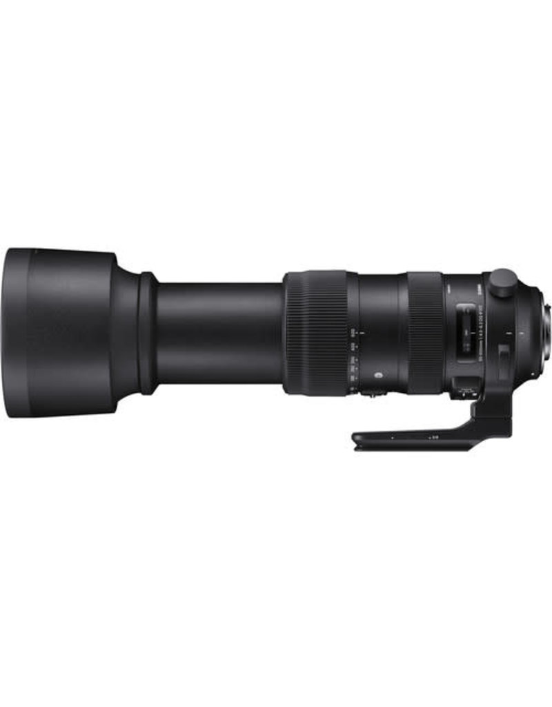 Sigma Sigma 60-600mm F/4.5-6.3 DG OS HSM for Canon Mount