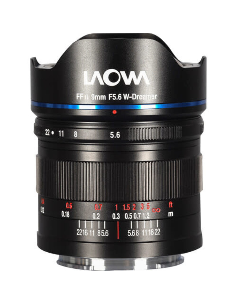 Venus Optics Laowa Venus Optic Laowa 9mm F/5.6 FF RL Lens for Sony E