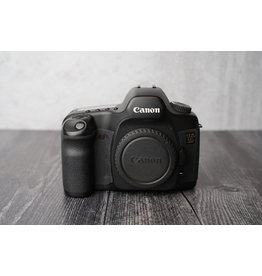 Used Used Canon 5D Body