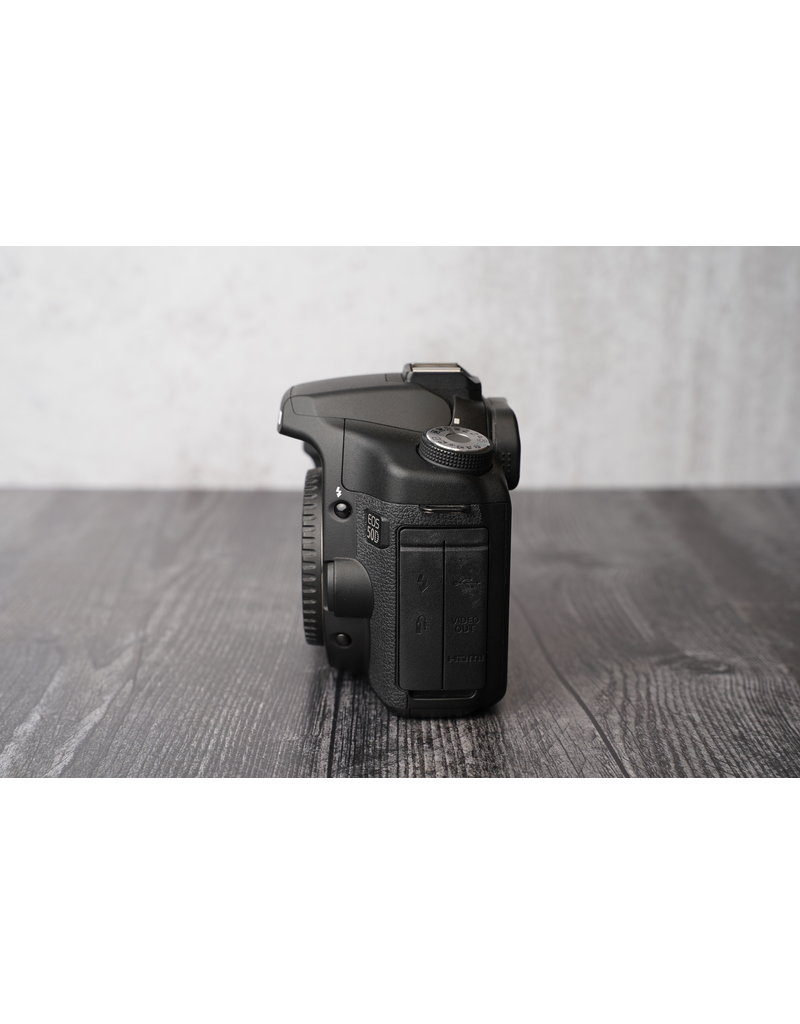 Used Used Canon 50D Body only
