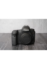 Canon Used Canon 6D Body Only Shutter Count: Under 210,000 Clicks