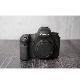 Canon Used Canon 6D Body Only Shutter Count: 210,000 Clicks