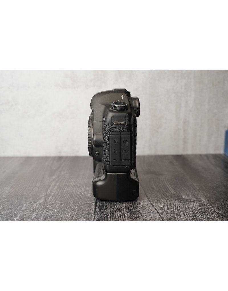 Used Canon 5Dii Body (w/ grip)
