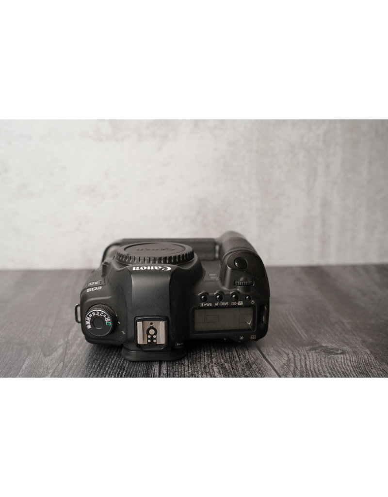 Canon Used Canon 5Dii Body (w/ grip)