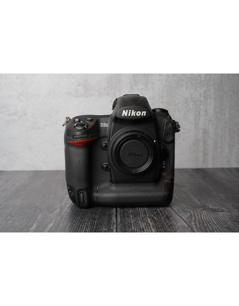 Used Nikon D3X