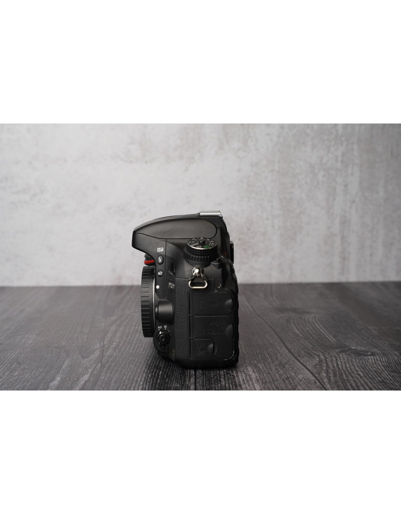 Used Nikon D600 Body only