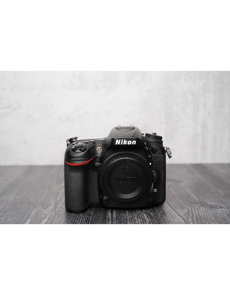 Nikon Used Nikon D7200 Body Only *Shutter Count: Under 78,000 Clicks*