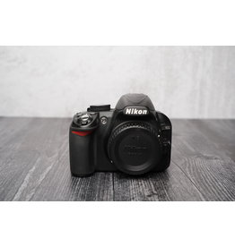Used Nikon D3100
