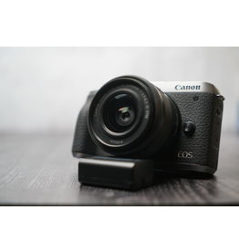 Canon Used Canon EOS M6 Mark II W/ 15-45mm Lens