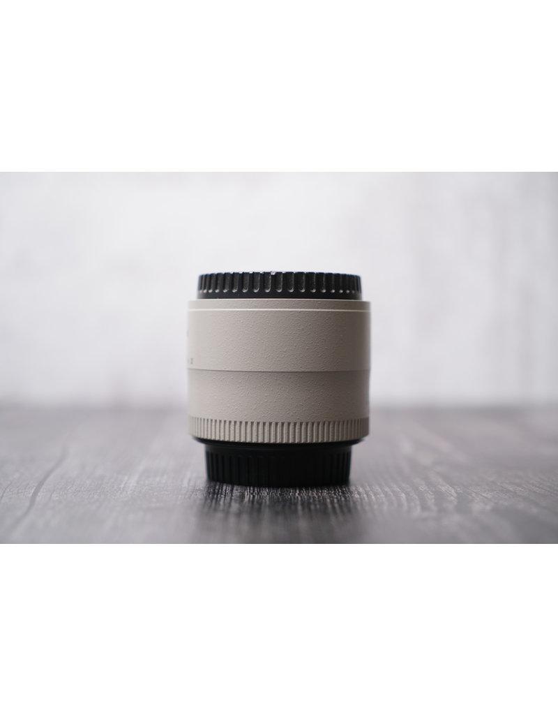 Canon Used Canon EF Extender 2X III w/ Original Box