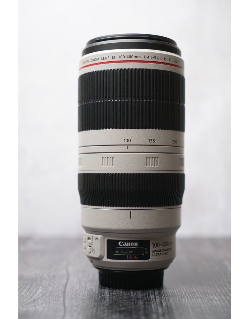 Canon Used Canon 100-400mm IS USM L II w/ Original Box