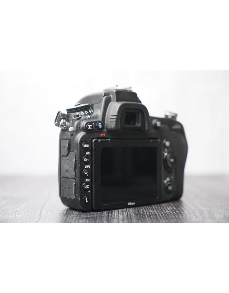 Nikon Used Nikon D750 Body Shutter Count: 48,000 Clicks