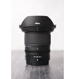 Nikon Used Nikkor 14-30mm F/4 S for Z-Mount