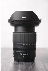Nikon Used Nikkor 14-30mm F/4 S for Z-Mount