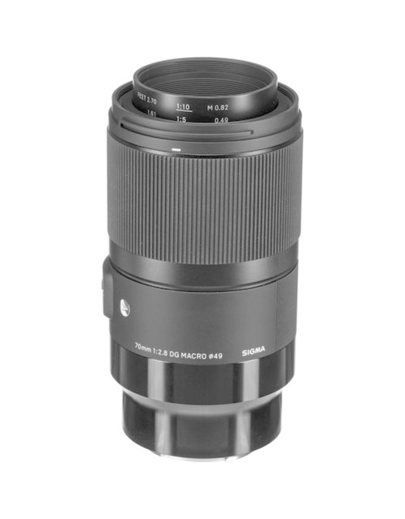 Sigma Sigma 70mm F2.8 DG Macro Art Series for Sony E-mount