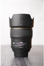 Nikon Used Nikon AF-S 35mm F/1.4 G w/ Original Box