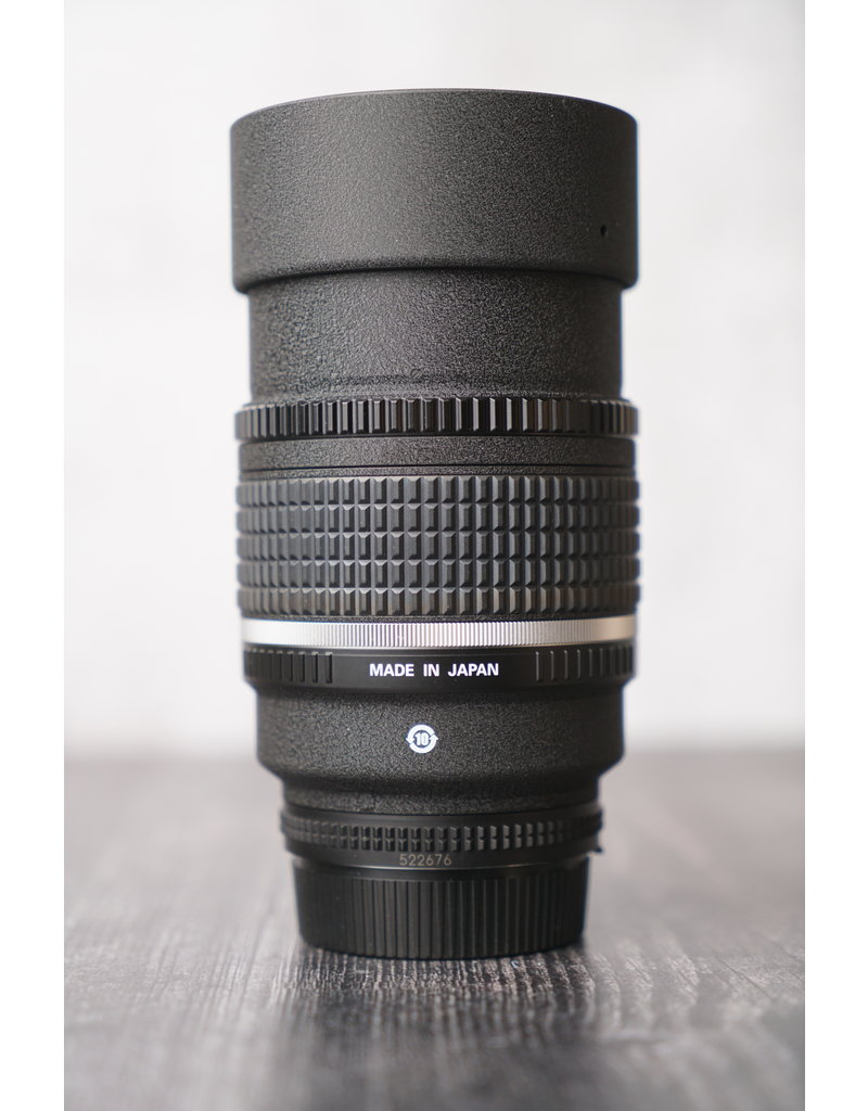Nikon Used Nikkor 135mm F/2 D AF-DC Lens