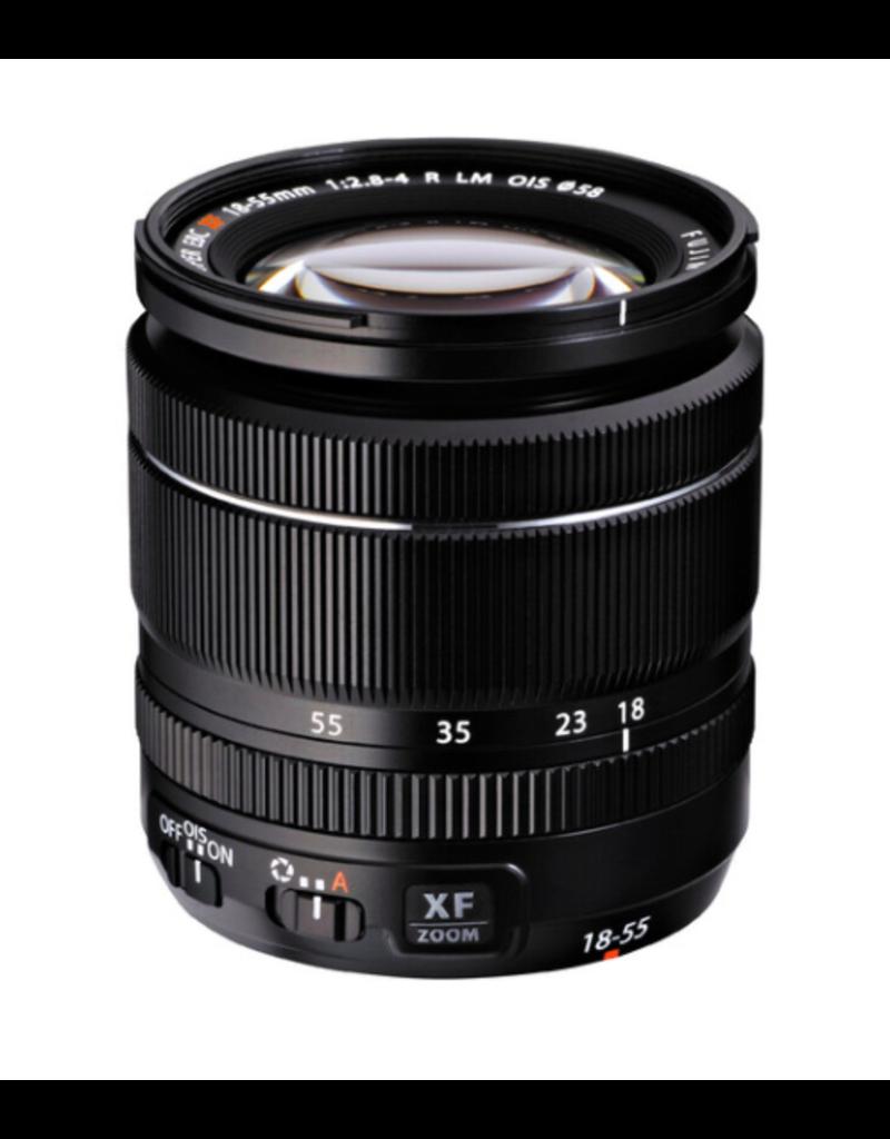 Fujifilm Fuji X-T4 with XF18-55mm 2.8 Black