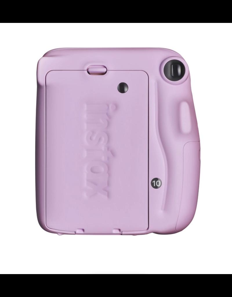 Fujifilm FUJIFILM INSTAX Mini 11 Instant Film Camera Bundle (Lilac Purple)