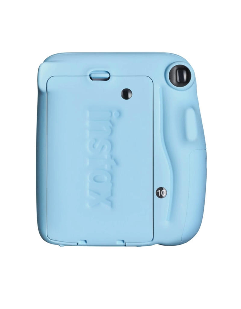 Fujifilm FUJIFILM INSTAX Mini 11 Instant Film Camera Bundle (Sky Blue)
