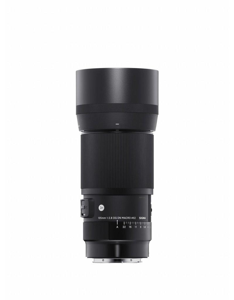 Sigma Sigma 105mm F/2.8 DG DN Macro Lens for Sony FE