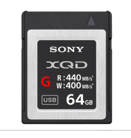 Sony Sony XQD 64GB Memory Card