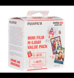 Fujifilm Fujifilm Mini Film Holiday Pack