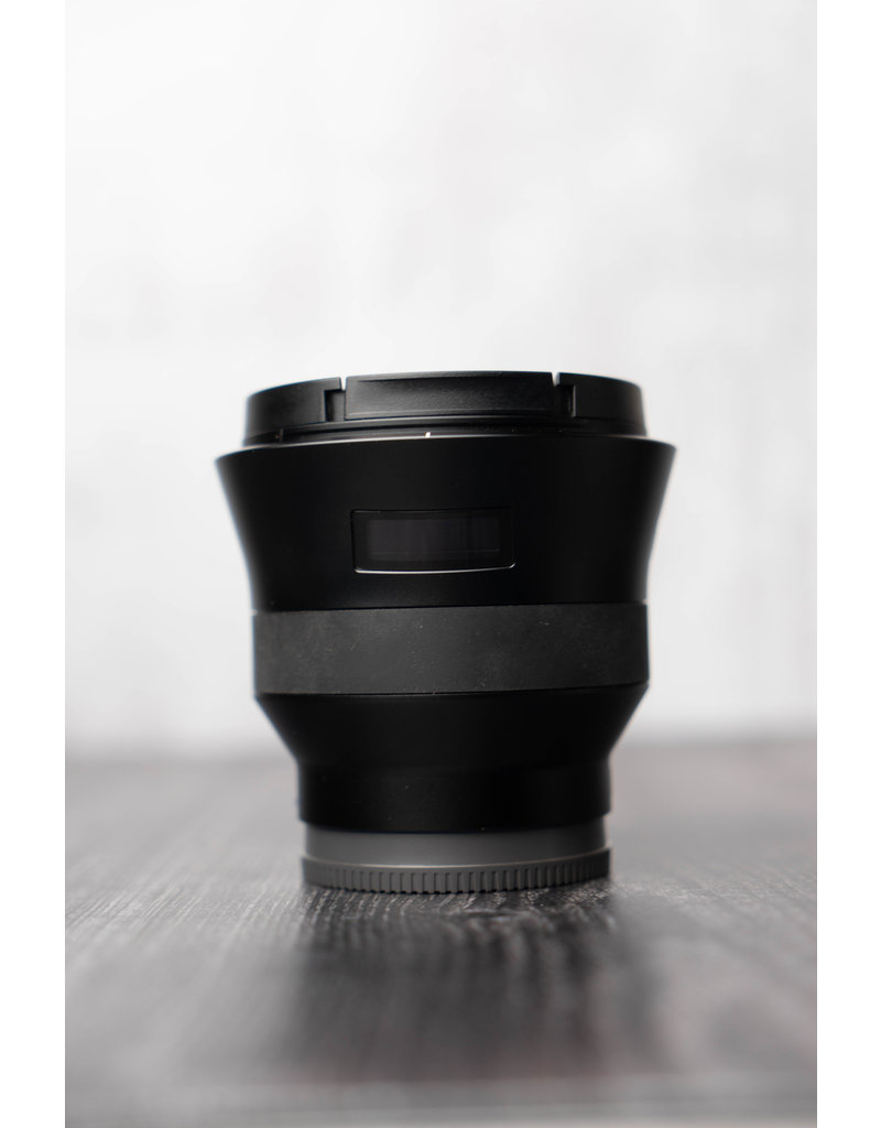 Zeiss Used Zeiss Distagon 18mm F/2.8 for Sony E-Mount