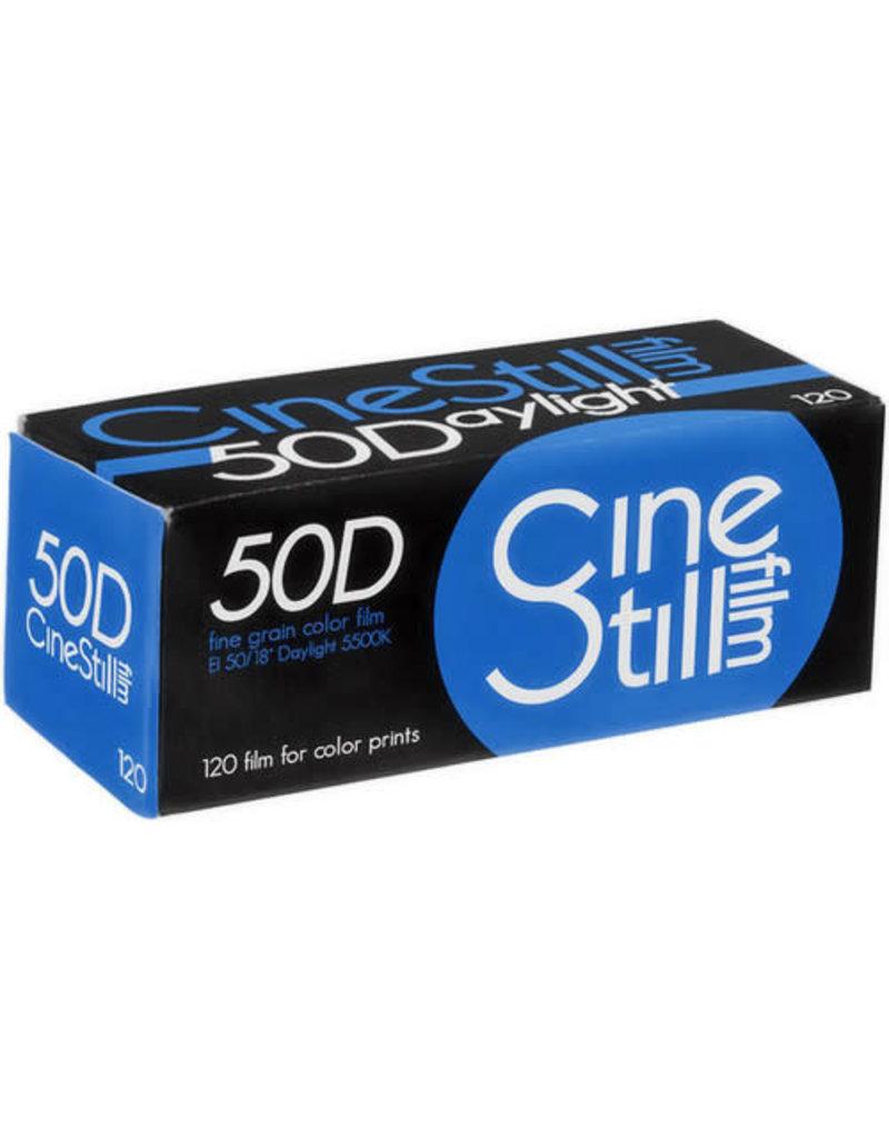 CineStill CineStill 50 Daylight Color Film for 120