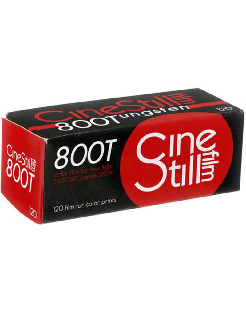 CineStill CineStill 800 Tungsten Color Film for 120