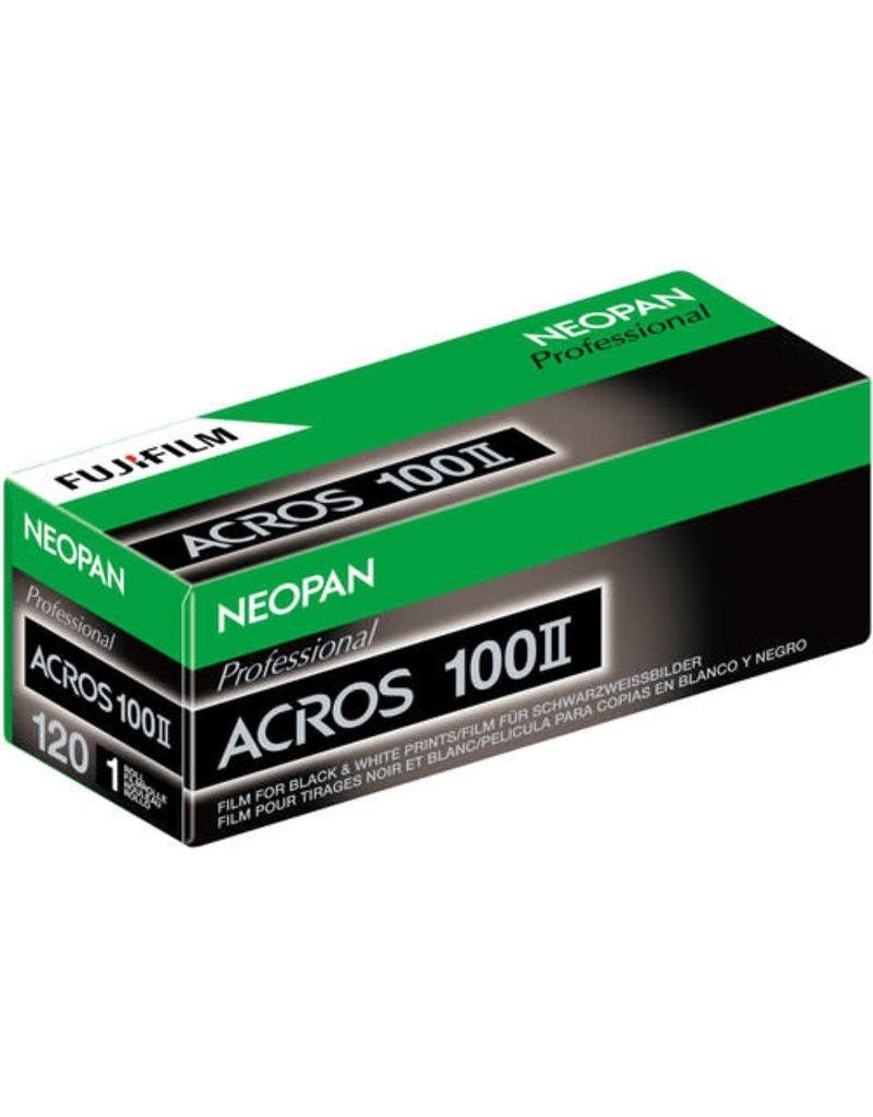 Fujifilm Fuji Acros 100 II B&W Film for 120