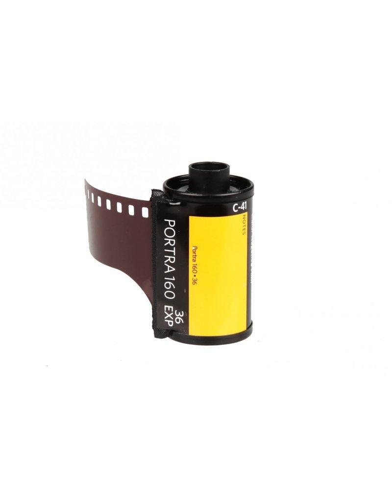 Kodak Portra 160 35mm
