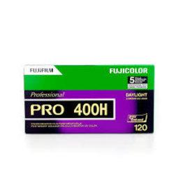 Fujifilm Fuji Pro 400H Color Film Roll for 120