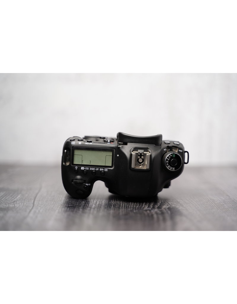 Canon Used Canon 5D Mark III Body Only