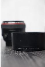 Canon Used Canon 50mm F/1.2 L USM