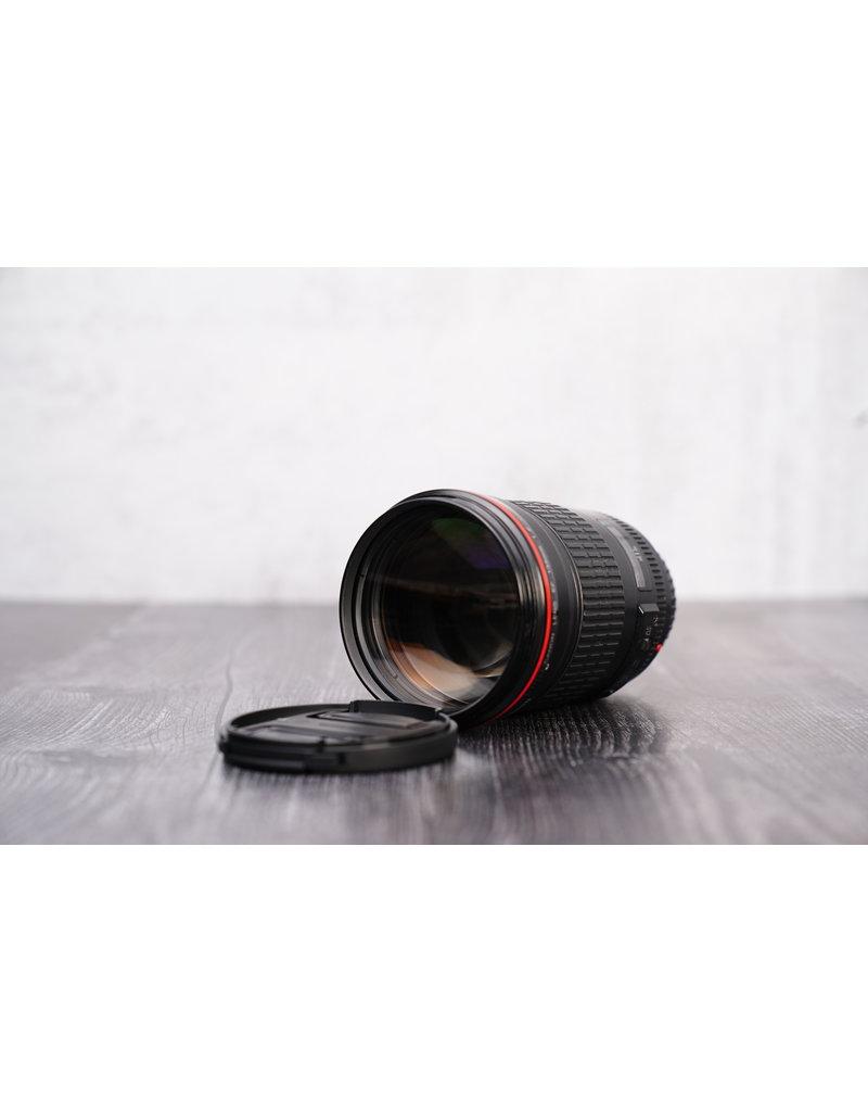 Canon Used Canon EF 135mm F2 L