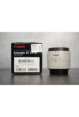 Canon Used Canon EF 2X Extender III (Mint Condition)