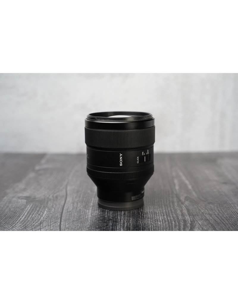 Sony Used Sony FE 85mm F/1.4 GM w/ Original Box