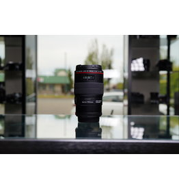 Canon Used Canon 100mm F/2.8 IS L Macro