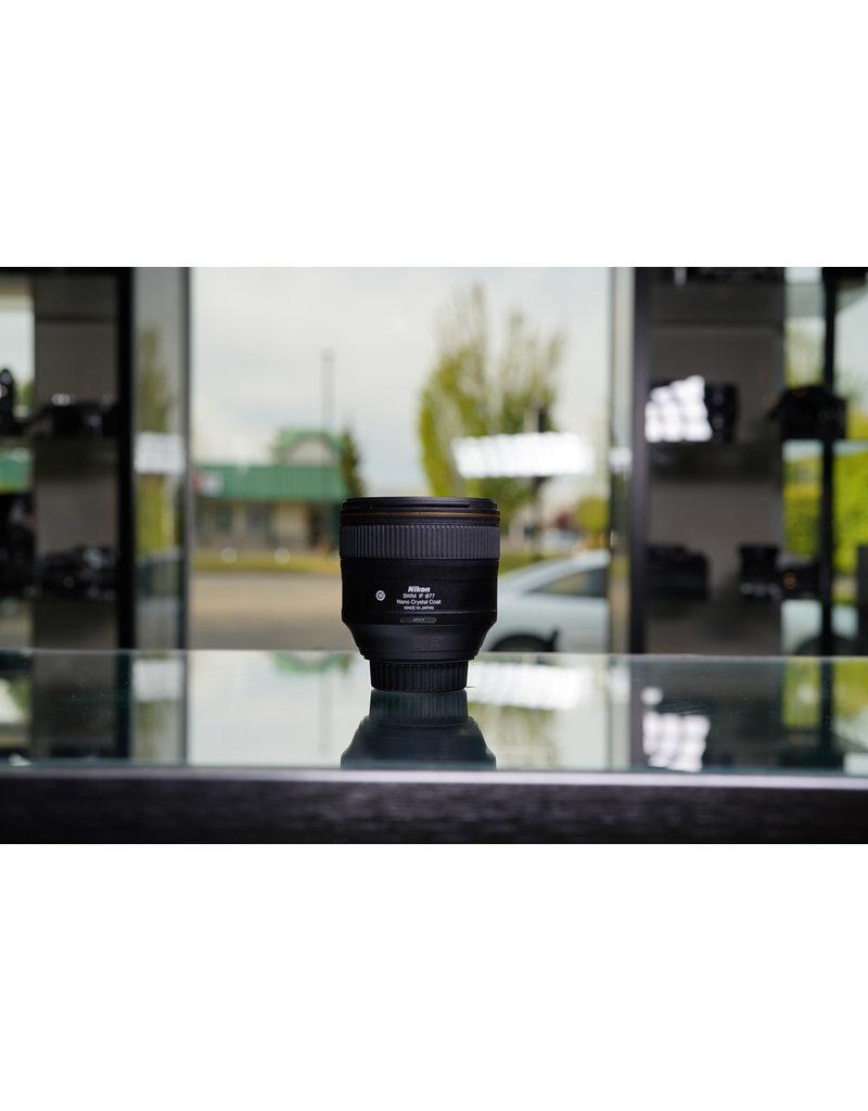 Nikon Used Nikon 85mm F/1.4 G